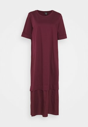 OLIVO - Maxi dress - bordeaux