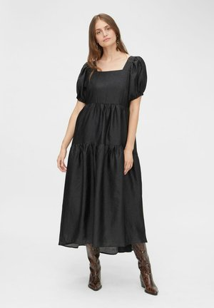 YASLORA - Day dress - black