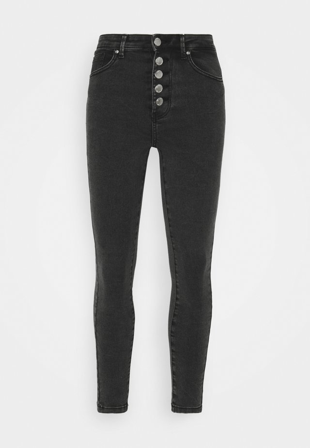 ONLROYAL - Jeans Skinny Fit - black denim