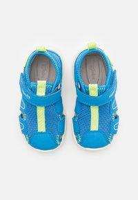 Superfit - WAVE - Dětské boty - blau/gelb - 3
