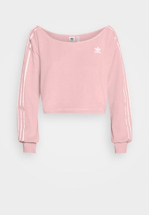Sweatshirt - lightpink