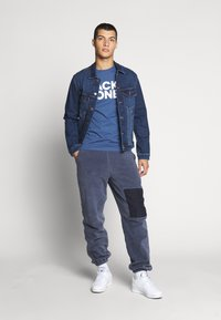 Jack & Jones - JJIALVIN - Spijkerjas - blue denim - 1
