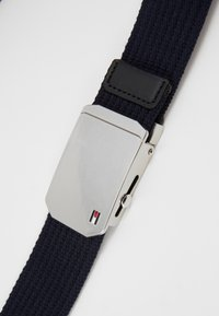 Tommy Hilfiger - SLIDER BUCKLE - Belt - blue - 2