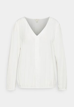 BLOUSE - Blůza - off white