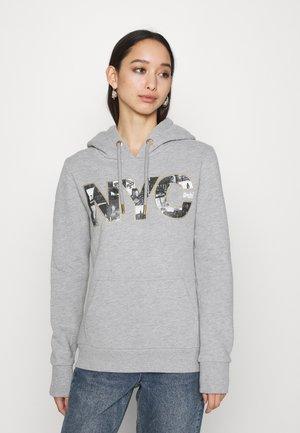 PHOTO HOOD - Sweatshirt - grey