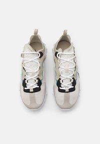 Nike Sportswear - REACT 55 RETRO UNISEX - Sneakersy niskie - stone/cerulean/light bone/black - 3