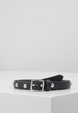 PATTI STUDDED BELT - Gürtel - black
