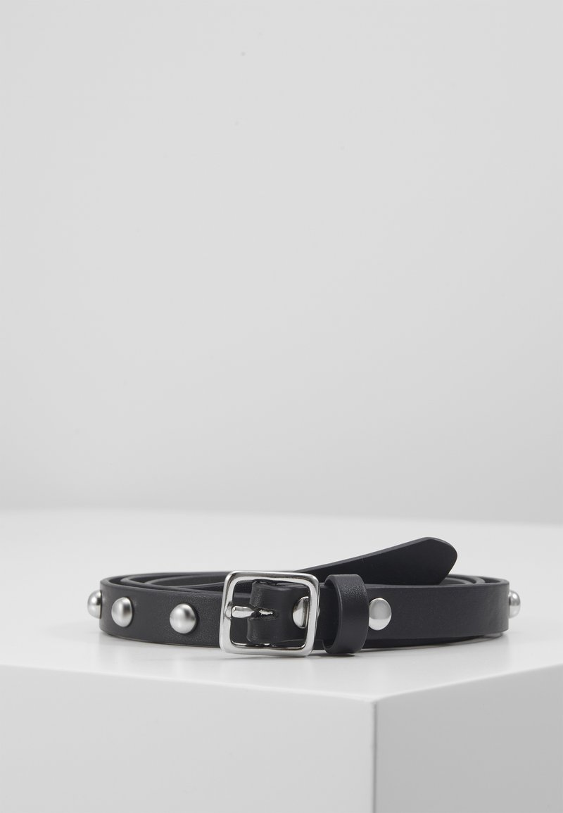 Weekday - PATTI STUDDED BELT - Belt - black