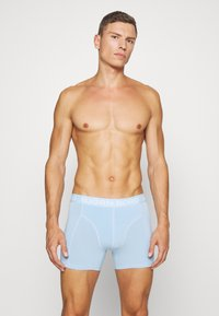 Björn Borg - JAPANESE SUMMER SAMMY 3 PACK - Underkläder - placid blue - 2