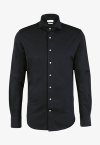 PROFUOMO - JAPANESE KNITTED - Shirt - navy - 5