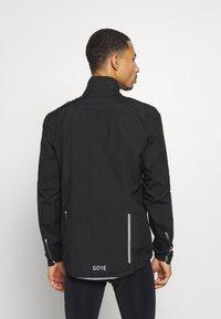 Gore Wear - PACLITE® JACKE - Hardshell jacket - black - 2