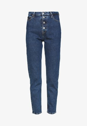 MOM - Relaxed fit jeans - dark blue stone