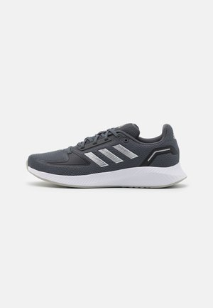 RUN 2.0 - Laufschuh Neutral - grey five/silver metallic/grey two