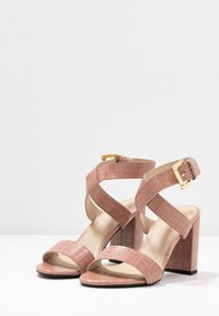 4th & Reckless - ADRIANNA - High heeled sandals - blush - 4