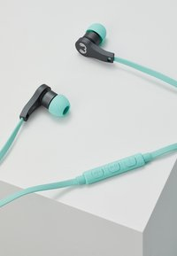 Fresh 'n Rebel - LACE EARBUDS - Headphones - peppermint - 5