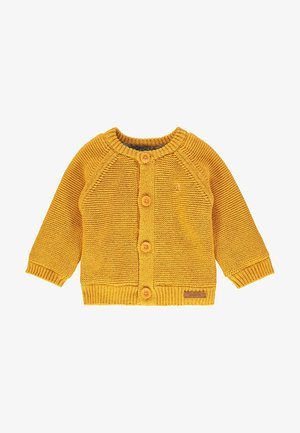 LOU - Cardigan - honey yellow