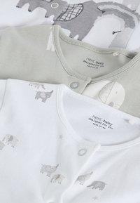 Next - 3 PACK - Pyjamas - grey - 5