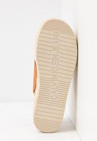 Calvin Klein Jeans - FERNANDA - Heeled mules - light brown - 6