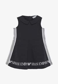 Emporio Armani - DRESS - Day dress - blue navy - 2