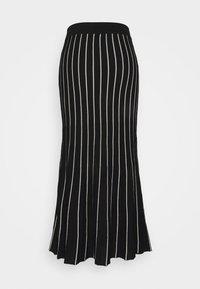 Expresso - BECKY - A-line skirt - schwarz - 1