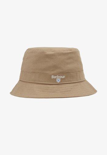 CASCADE BUCKET HAT - Hat - stone