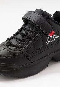 Kappa - RAVE - Chaussures d'entraînement et de fitness - black - 2