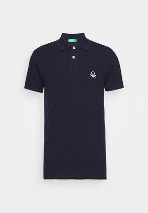 SLIM - Poloshirts - dark blue