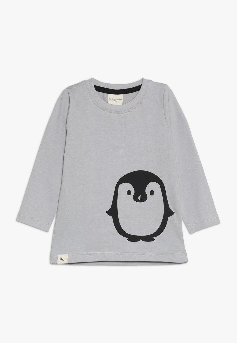 Turtledove - PENGUIN PLACEMENT TOP - Långärmad tröja - grey