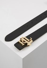 Lauren Ralph Lauren - Belt - black/tan - 2