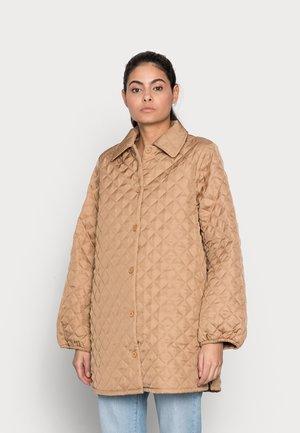 JOEY COATIGAN - Winter coat - camel