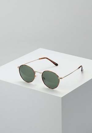 LIAM - Sunglasses - turtle brown/green