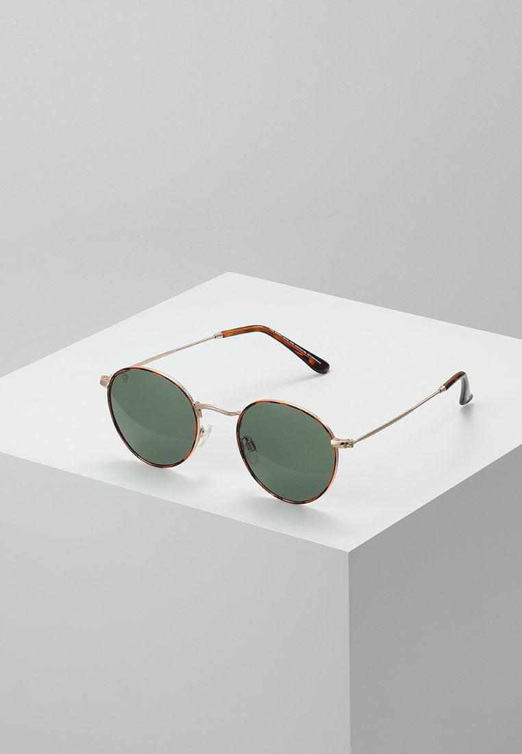 CHPO - LIAM - Occhiali da sole - turtle brown/green