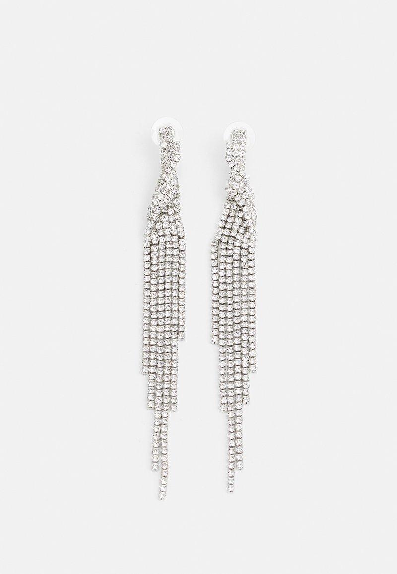 sweet deluxe - Earrings - silver-coloured