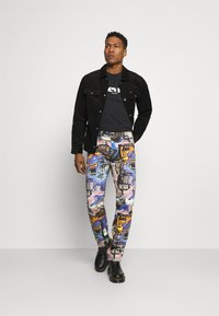 Diesel - D-KRAS-X-SP7 - Slim fit jeans - multicolour - 1
