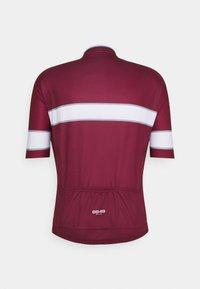 8848 Altitude - MITCHELL BIKE - Cycling-Trikot - burgundy - 1