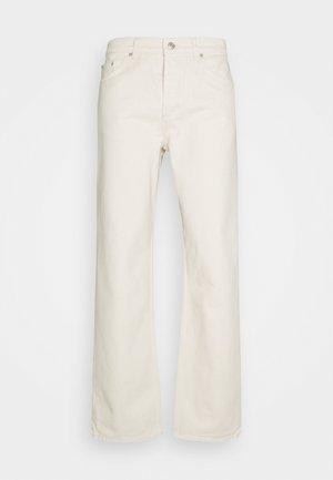 ECRU - Straight leg jeans - ecru