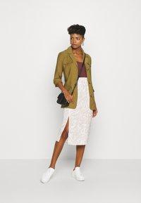 BDG Urban Outfitters - IMOGEN TANK - Top - burgundy - 1