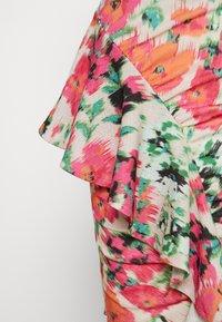 Ivyrevel - DRAPED FRILL SKIRT - Mini skirt - multi-coloured - 2