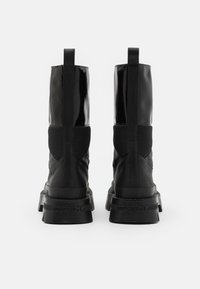 MISBHV - LACE UP COMBAT BOOT - Lace-up boots - black - 2