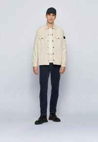 BOSS - LOVEL - Shirt - light beige - 1
