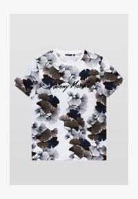 Antony Morato - Print T-shirt - white - 0