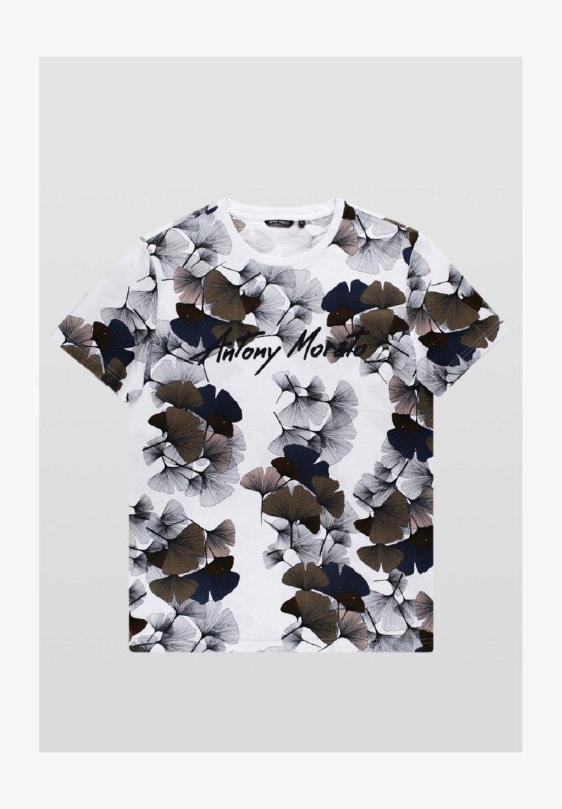 Antony Morato - Print T-shirt - white