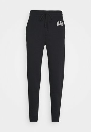 LOGO PANT - Tracksuit bottoms - moonless night