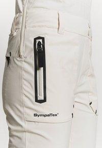 Billabong - DRIFTER - Snow pants - white cap - 4