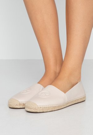 Espadrilles - light cream
