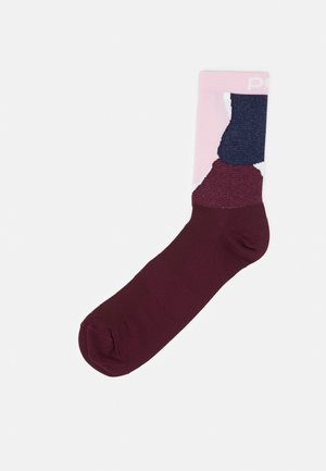 ESSENTIAL PRINT SOCK UNISEX - Sports socks - multi/opal/basalt