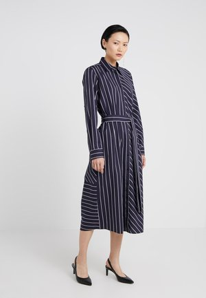 ELOWEN - Shirt dress - open blue
