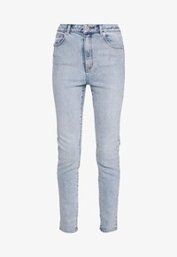 Abrand Jeans - HIGH ANKLE BASHER - Jeans Skinny Fit - light-blue denim - 4