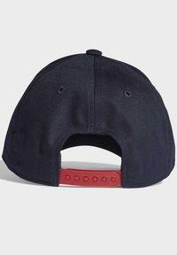adidas Performance - GRAPHIC CAP - Cap - blue - 3