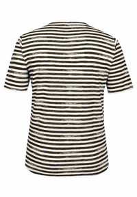 Via Appia Due - Print T-shirt - schwarz/weiß - 1